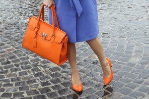 Unikatne usnjene ženske torbice