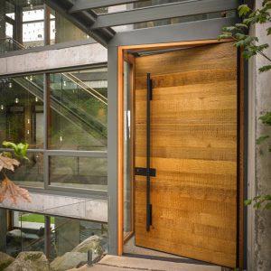 Protihrupna vhodna vrata za stanovanje