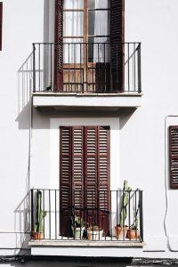 Prenova balkona za boljše bivanje doma.