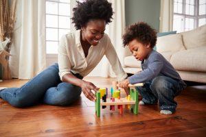 Za vse aktivnostne kocke je značilno, da razvijajo otrokove motorične sposobnosti.